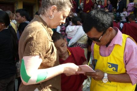 Die Einladung nach Pokhara konnte ich leider aus zeitlichen Gründen nicht annehmen