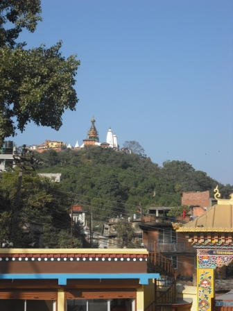 Swajambunath Stupa