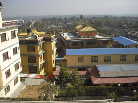 Benchen Kloster, Kathmandu