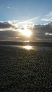 Heilsame Weite und Licht am Horizont